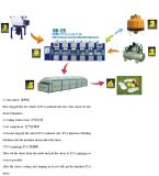 Máquina da modelação por injeção da obstrução de EVA