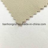 중국 제조소 높이 선전용 내화성이 있는 유기 면 양털 직물