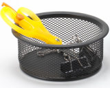 Cheap Office Stationery/ Metal Mesh Stationery Pencil Holder/ Office Desk Accessories
