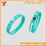Логос Wrisband Customed силикона способа мягкий (YB-HD-189)