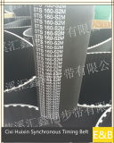 Industrielle Gummiübertragungs-synchroner Riemen