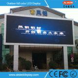 Alto Brilho Cor P10 ecrã exterior para publicidade
