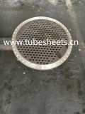圧力容器のための造られたステンレス鋼の管シート