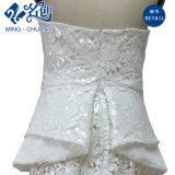 Form-Sleeveless Perspektive-reizvolles dünnes herrliches Hochzeitsfest-Abend-Kleid