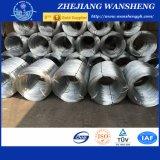 Fio de aço galvanizado de baixo carbono de 1,8 mm a 4,0 mm para malha de arame de aço tecido
