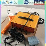Pistola a spruzzo elettrostatica portatile della vernice del rivestimento della polvere di Manuel del sistema di prova