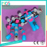 Китая детей подгонянных спортивная площадка фабрикой пластичная (HS05301)