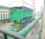 Electrólise de alumínio, solução da limpeza de gás do conduto do processo seco