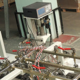 폴더 Gluer (최대를 위한 고압적인 찬 접착제로 붙이는 시스템 8guns. 450m/min)