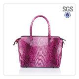 Signora di cuoio Handbag dell'unità di elaborazione di modo del progettista della fabbrica di Guangzhou