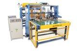Máquina automática para fazer a pálete de madeira do bloco