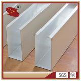 店の中国のオンラインアルミニウム正方形の管の装飾的な天井のタイル