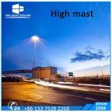 1000W 18m/20m/30m HPS 엘리베이터 시스템 다각형 둥근 높은 돛대 램프