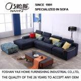 거실 집 부분적인 직물 소파 (FB1146)