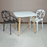 Konstantin Grcic Cafe Restaurant Table met Houten Been en Stoel (SP-CT346)