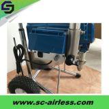 Máquina mal ventilada elétrica de alta pressão portátil da pintura de pulverizador da parede para a venda St8795