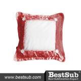 Tira de cobertura de almofada de poliéster Sublimação personalizada (BZ6-BR)