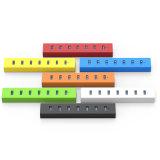 최고 속도 탁상용 아BS USB 3.0 7개의 포트 허브