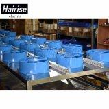 Hairise kleine Platten-Rollen-Riemen-Gepäck-Abfall-Förderanlage