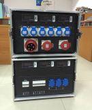 3 коробка распределения потребляемой мощности участка 32A