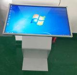 LCDのパネルかタッチスクリーンのタッチ画面のキオスクのビデオプレーヤーを立てる42インチの床