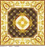 Estilo árabe del suelo del azulejo 3D de la alfombra (BDJ60173-2)