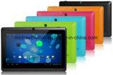 PC таблетки образования WiFi дешевого сенсорного экрана 7inch СИД Android (MID7W01B)