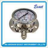 Toute la pression d'acier inoxydable Mesurent-Corrision l'indicateur de pression d'épreuve