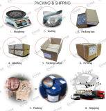 Bolas de acero inoxidables G100 de la calidad AISI 304 materiales
