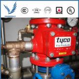 AV-1-300 Válvula de control de alarma húmeda Válvula de alarma Tyco con ajuste