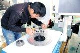 Machine van de Delen van de Vorm van de schijf de Industriële Verticale Dynamische In evenwicht brengende