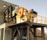 Trituradora de quijada de la piedra de la eficacia alta para la piedra del granito (JC100)