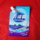 La coutume de bonne qualité a formé le sac de empaquetage de jus de fruits de paquet de bec