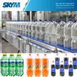 Máquina de engarrafamento Carbonated 250ml da bebida da água macia a 1500ml