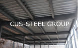 研修会、倉庫、格納庫の建物のためのデザイン製造の鉄骨構造