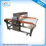 Metallbefund für Nahrungsmittelinspektion mit Kettenförderband