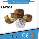 Approvisionnements pneumatiques de cloutier de la bobine Cn80