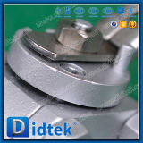 Didtek는 강철 Lf2 부드러움에 의하여 자리가 주어진 저온 뜨 공 벨브를 위조했다