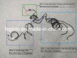 Carro Eléctrico automático dos faróis LED/Fio do Chicote de cabos