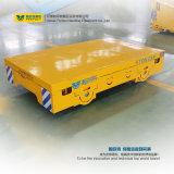 Materialtransport und Hebezeug mit elektrischem Ladeplatten-LKW