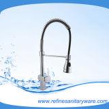 Estrarre il rubinetto della cucina della testa di spruzzo in alta qualità (R1585M)
