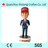 Hars Amerika de Decoratie van President Trump Figure Bobble Head Huis