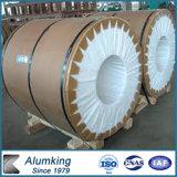 3104 ha preverniciato la bobina di alluminio per il materiale della decorazione