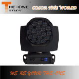 19X15W RGBW Etapa Cabezal movible LED Luz Ojo de la abeja