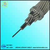 Conductor descubierto de arriba estándar del estruendo 48240 BS215 IEC61089 ACSR de ASTM B232