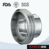 Aço inoxidável 6 Slot Hygienic Union Pipe Fitting (JN-UN2002)
