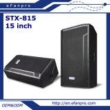Der 15 Zoll-Berufsmonitor-Lautsprecher-Lautsprecher (STX-815) aussondern
