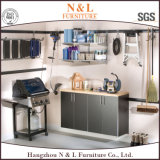 N & l шкаф инструмента гаража изготовленный на заказ порошка Coated с Workbench