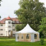 De Tent van de Gebeurtenis van de Partij van de Tentoonstelling van pvc van het Frame van het Aluminium van de pagode met SGS