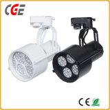 Voie d'éclairage LED LED Lampes 25W/30W/35W/40W Voie d'éclairage à LED/voyant feux de piste par28/PAR30